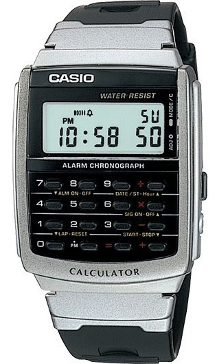 Reloj Casio Vintage Databank Ca-56-1