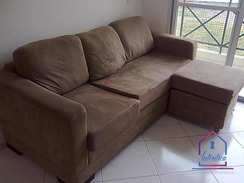 Apartamento Para Alugar, 64 M² Por R$ 2.350,00/mês - Vila Butantã - São Paulo/sp - Ap0479