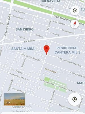 Terreno En Venta En San Mateo Atenco