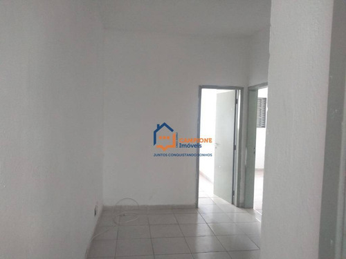 Apartamento Com 2 Dormitórios Para Alugar, 50 M² Por R$ 900,00/mês - Jordanésia (jordanésia) - Cajamar/sp - Ap2767
