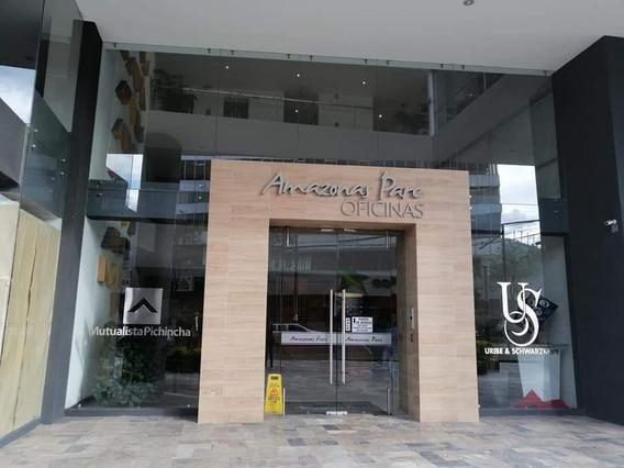 Arriendo Oficina Por Estrenar En Amazonas Y Colón