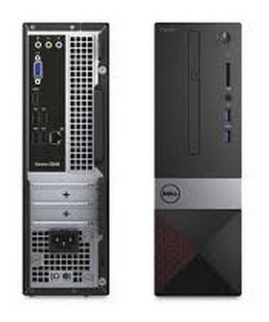 Dell Vostro 3470 Sff Core I3 8100 8ªg 8gb Hd 1tb