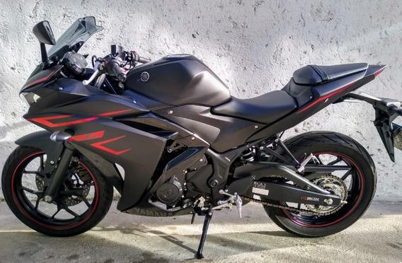 Yamaha R3 Abs 2018