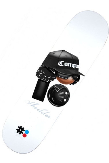 Patineta Tabla Skate Element Plan B
