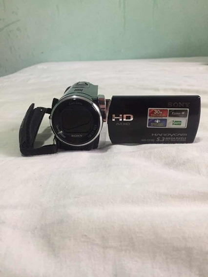 Filmadora Digital Hd Sony Handycam