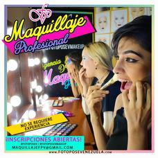 Academia De Maquillaje Profesional *sabados