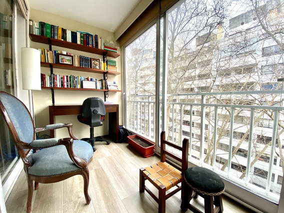 Apartamento Venta 3 Dormitorios Pocitos Garage
