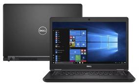 Notebook Dell Latitude 5480 I5 7ºgeração 8g Hd 500 Lacrado!!