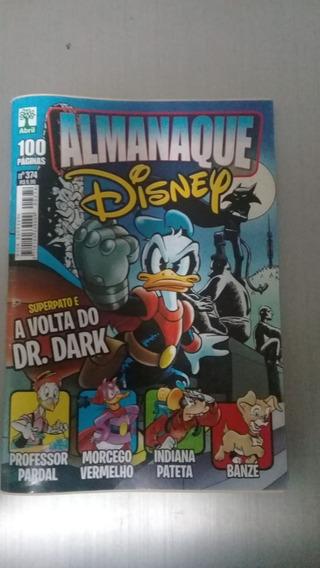 Almanaque Disney 374