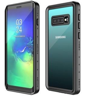 Samsung Galaxy S10+/s10 Waterproof Case (pessoal!!! Comprei Esse Case Waterproof Achando Que Era Celular!!!nao Tenho S10