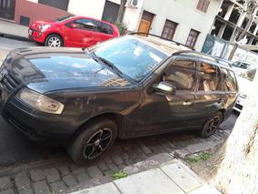 Volkswagen Gol Country 1.6 Gnc Excelente Estado