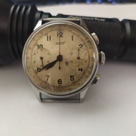 Tissot Chrono Tachy-telemeter 1941 Cal 33.3