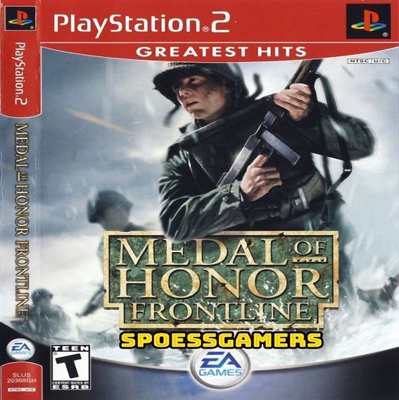 Medal Of Honor Frontline Ps2 Patch .
