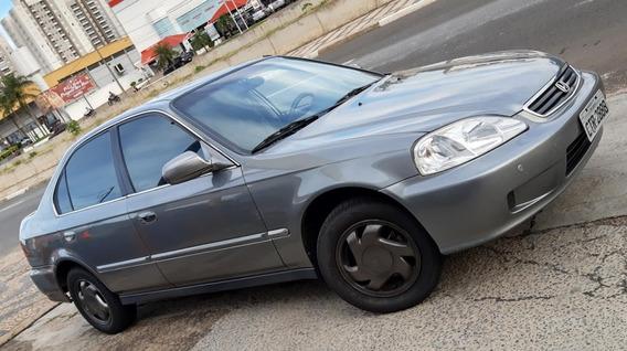 Honda Civic 1.6 Ex Aut. 4p - Motor Travado R$ 7.500,00
