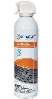 Aire Comprimido Manhattan 226gr 8oz Remueve Polvo Suciedad ®