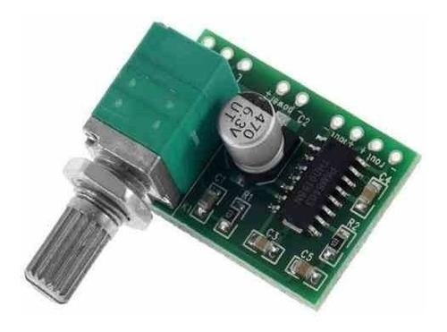 Pam8403 Mini 5v Placa Amplificadora Con Control De Volumen