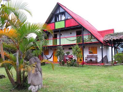 Hotel Campestre En San Agustin-huila Con El Mejor Mirador.