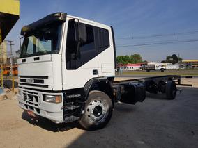 Iveco 160e21 Truck 210cv Reduzido No Chassi Ano 1999