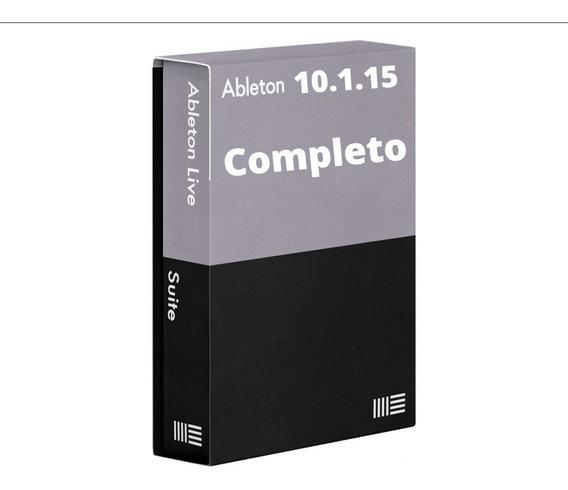 Ableton Live 10.1.15 Completo Win Ou Mac Envio Imediato