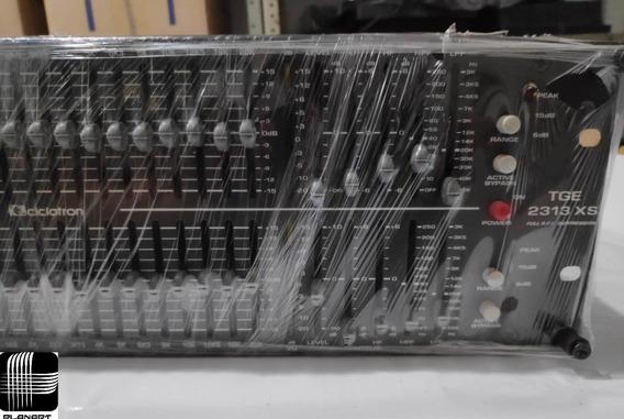 Equalizador Ciclotron Tge 2313xs