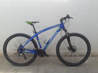 Bicicleta Top Mega 29 Envoy Como Nueva