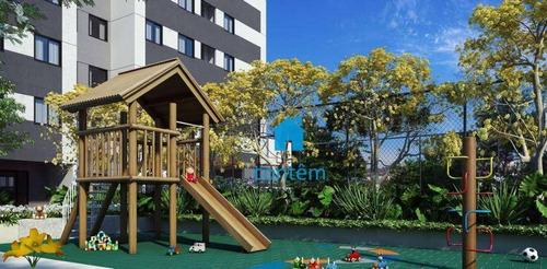 Imagem 1 de 17 de Ap2262-condomínio Reserva Apartamento Com 1 Dormitório À Venda, 35 M² Por R$ 189.000 - Umarizal - São Paulo/sp - Ap2262