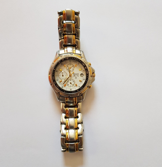 Relógio Buliva Marine Star Chronograph100m