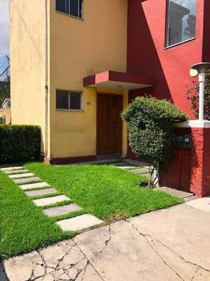 7876-rur Casa En Condominio Montserrat, Pueblo De Los Reyes, Coyoacán