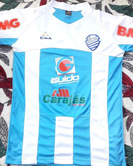 Camiseta Del Club Centro Sportivo Alagoano De Maceio Brasil