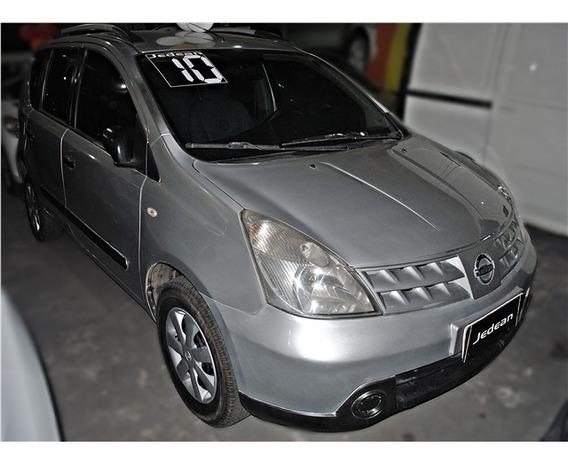 Nissan Livina 1.8 16v Flex 4p Automático