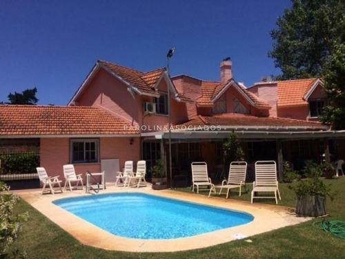 Casa 2 Dormitorios, Country, Punta Del Este-ref:449