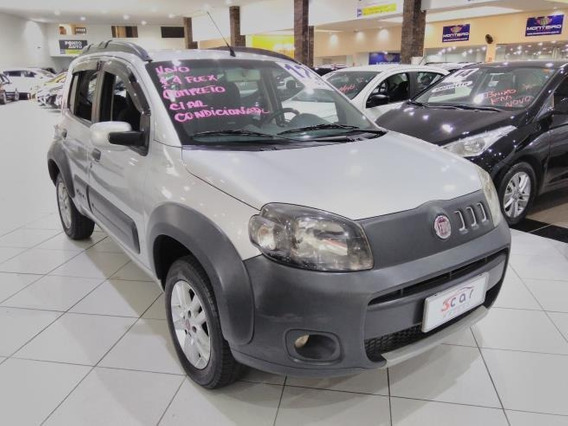 Fiat Uno Way 1.4 8v (flex) 4p Flex Manual