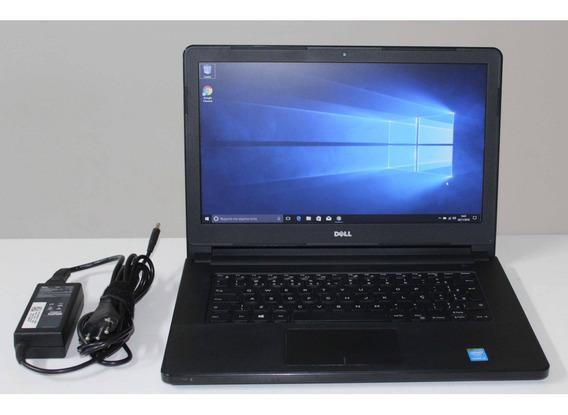 Notebook Dell Vostro 14 3458 Core I3 1.7ghz 4gb Hd-500gb