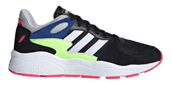 Tenis adidas Crazychaos Negro/blanco Ef9230