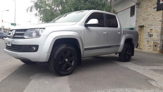 Volkswagen Amarok 2.0 Cd Tdi 180cv 4x2 Dark Label At 2015