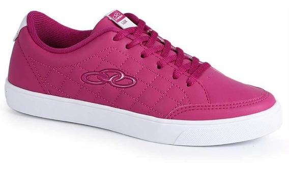 Tênis Olympikus Lux - Pink