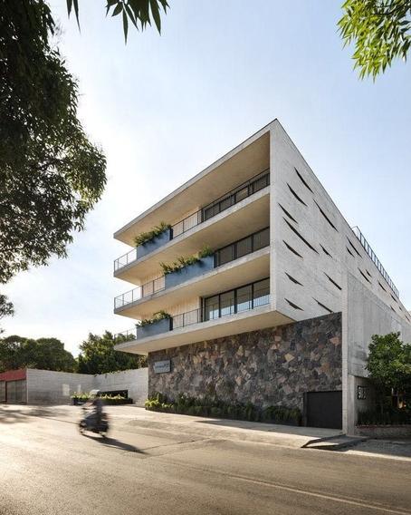 Av Toluca, Desarrollo Combinación De Departamentos Exclusivos, Lujo Y Naturaleza