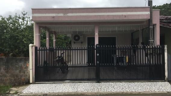 Casa De Alvenaria Em Área Rural De Itajaí Sc - 268-im320834