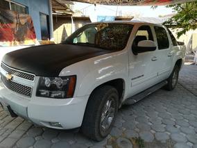 Chevrolet Avalanche 5.3 B Lt Aa Ee Cd Piel Qc 4x4 At