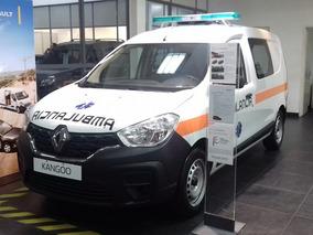 Renault Kangoo Ambulacia Unidad De Traslado Oportunidad (ga)