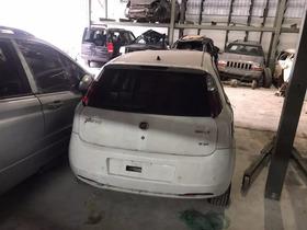 Motor Parcial Punto 1.6 16v 2011 - Trevo