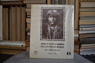 Arte Y Costumbre De Los Pieles Rojas - Harris [coyote]