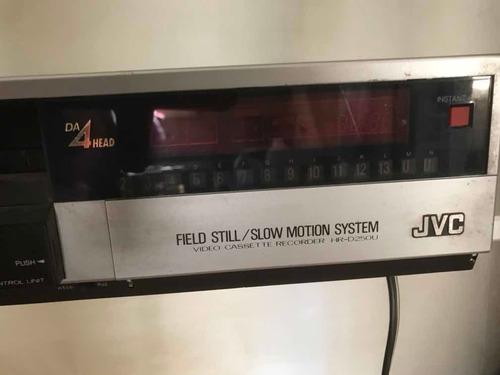 Videocasetera Jvc