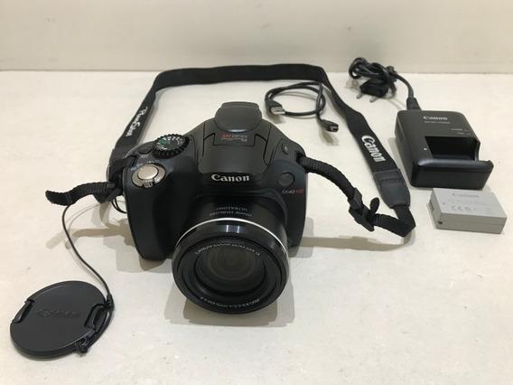 Canon Powershot Sx40 Hs 12.1 Mp Usada