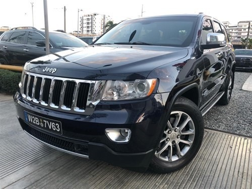 Jeep Grand Cherokee 2011 Limited Full Clean