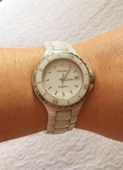 Relógio De Cerâmica Orient