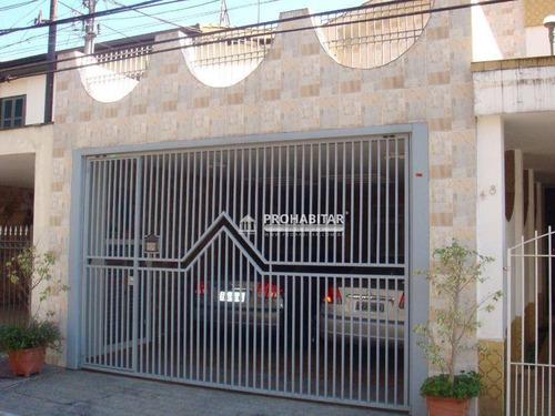 Imagem 1 de 30 de Sobrado Com 3 Dormitórios À Venda, 190 M² Por R$ 990.000,00 - Vila Cruzeiro - São Paulo/sp - So3681