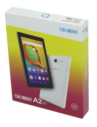 Tablet Alcatel A2 Wi-fi Dual Camera Android 6.0 Marshmallow