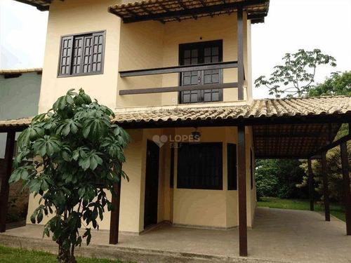 Imagem 1 de 12 de Casa À Venda, 227 M² Por R$ 395.000,00 - Inoã - Maricá/rj - Ca11967