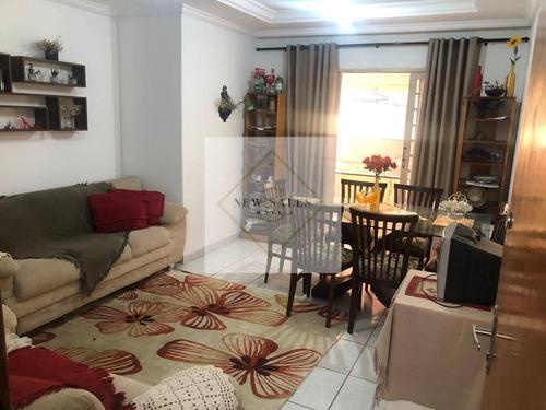 Imagem 1 de 15 de Apartamento Com 3 Quartos Sendo 1 Suíte - 96m2 - 6983